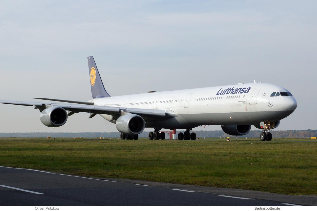 Lufthansa mit mehr Sitzen nach München