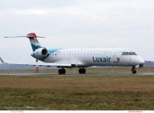 Luxair Bombardier CRJ700 S5-AAZ (TXL 20.1. 2018)
