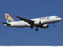 Gowair, Airbus A320-200 EC-MQH (TXL 7.4. 2018)