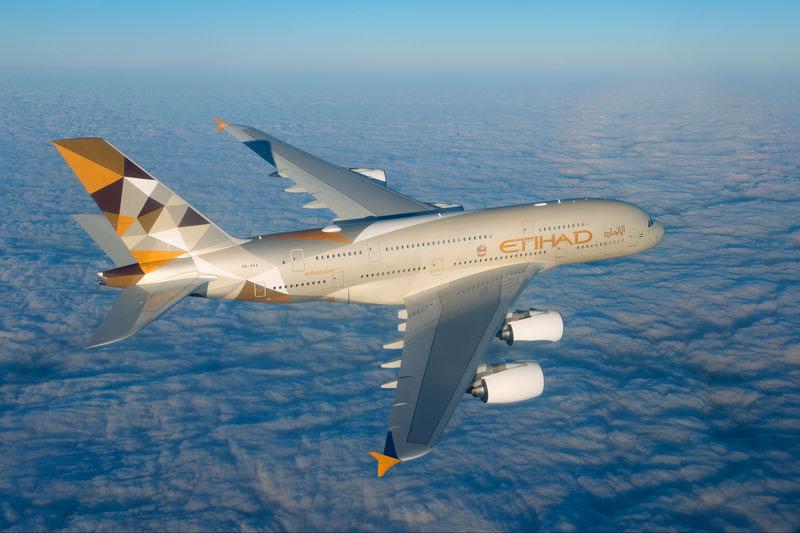 Etihad kommt mit A380 nach Berlin