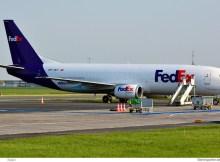ASL Airlines Belgium, opf FedEx, Boeing 737-400(F) OE-IAP (SXF 3.5. 2018)
