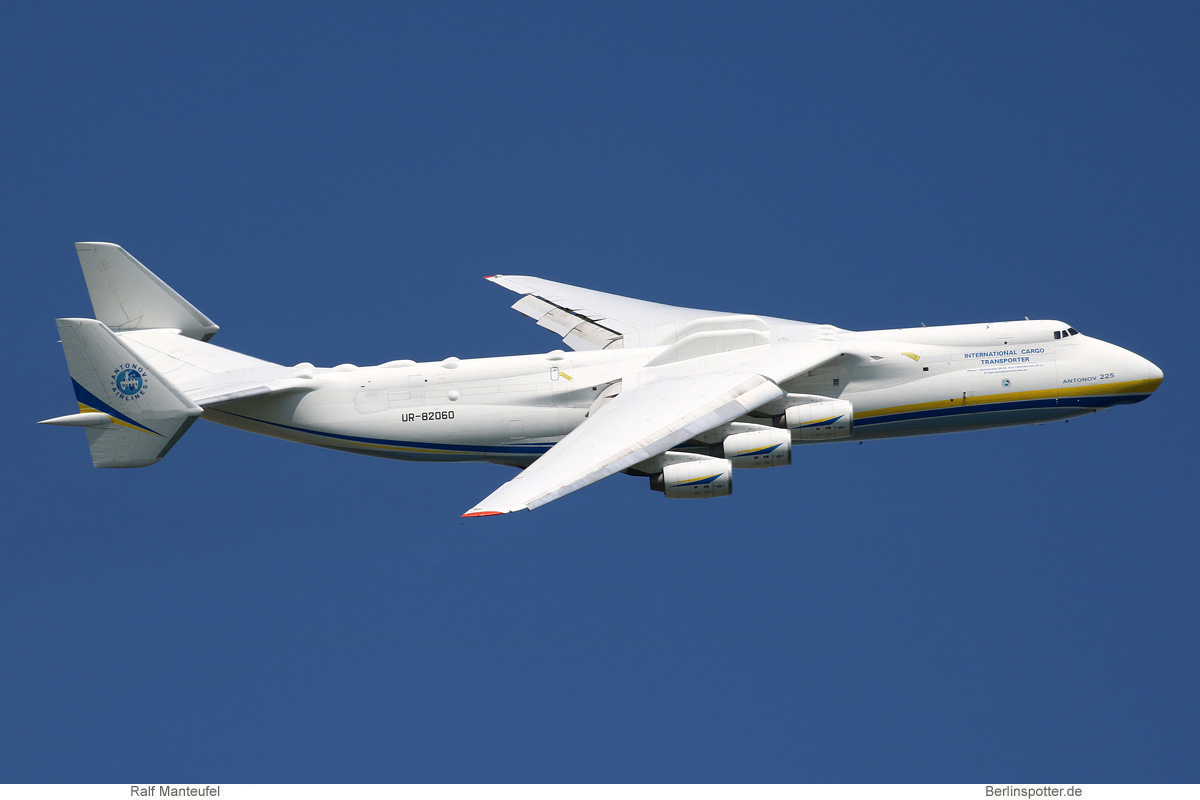 Antonov Airlines An-225 UR-82060