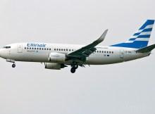 Ellinair, Boeing 737-300(WL) LZ-BVL (TXL 2.6. 2018)