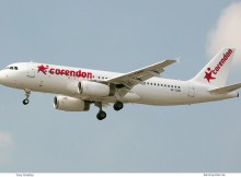 Corendon Airlines, Airbus A320-200 ZS-GAW (TXL 4.6. 2018)