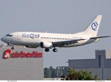 Bluebird Airways, Boeing 737-300 9H-AJW (SXF 24.7. 2018)