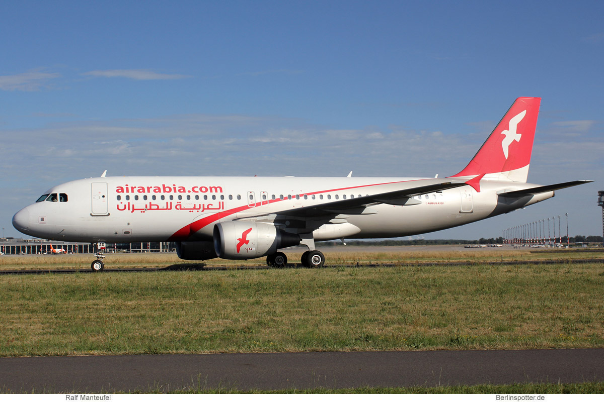 Air Arabia Egypt Airbus A320-200 SU-AAD