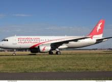 Air Arabia Egypt, Airbus A320-200 SU-AAD (SXF 7.7. 2018)