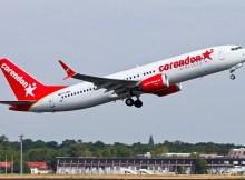 Corendon Airlines, Boeing 737 MAX 8 TC-MKS (TXL 10.6. 2018)
