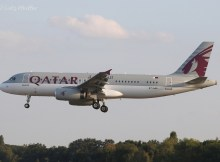 Qatar Amiri Flight, Airbus A320-200 A7-AAG (TXL 5.9.2018)
