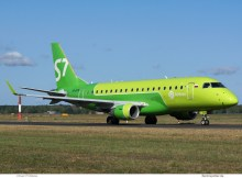 S7 Airlines, Embraer 170 VQ-BYN (TXL 26.8. 2018)