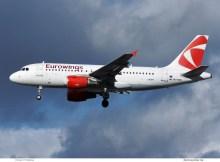 Eurowings, Airbus A319-100 OK-NEN (TXL 9.2.2019)