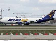Atlas Air, Boeing 747-400F N475MC (SXF 19.3.2019)