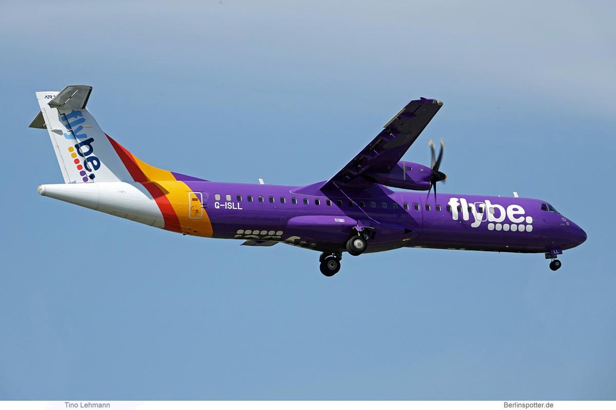 flybe ATR72-500 G-ISLL