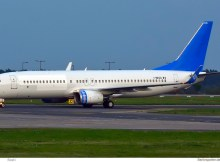 Neos, ex Samoa Air cs., Boeing 737-800(WL) I-NEOS (SXF 27.4.2019)