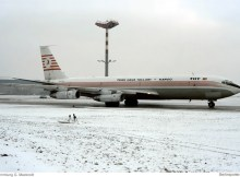 Turkish Airlines Cargo, Boeing 707-321C TC-JCF (SXF19.12.1983)