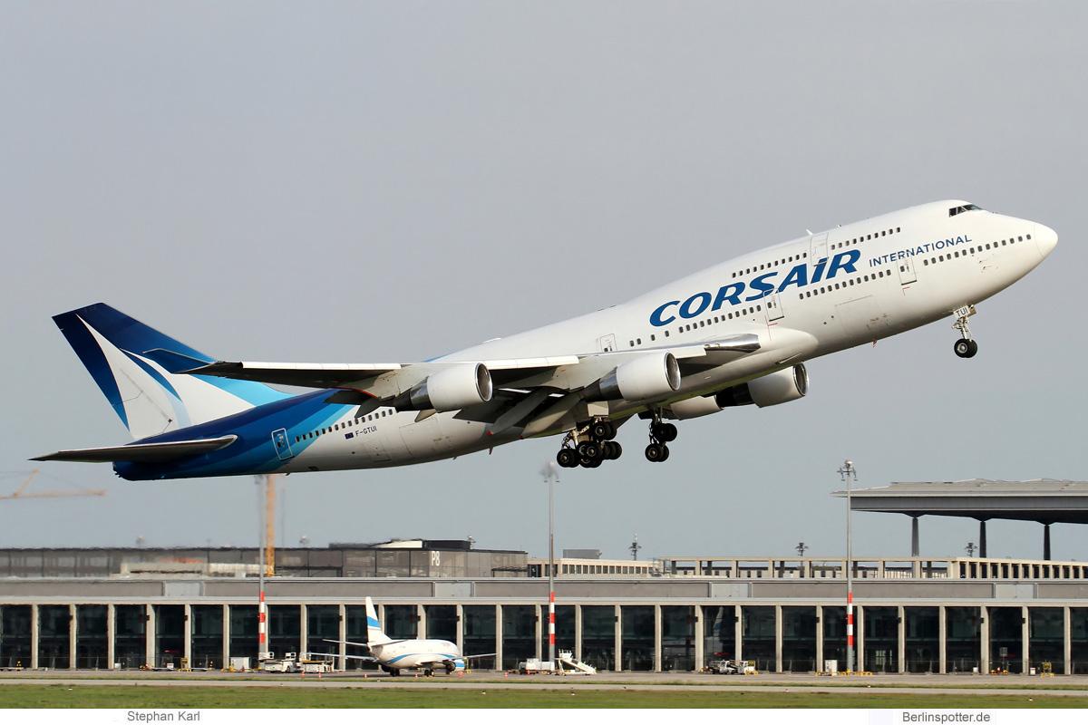 Corsair Boeing 747-400 F-GTUI