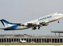 Corsair, Boeing 747-400 F-GTUI (SXF 24.5.2019)
