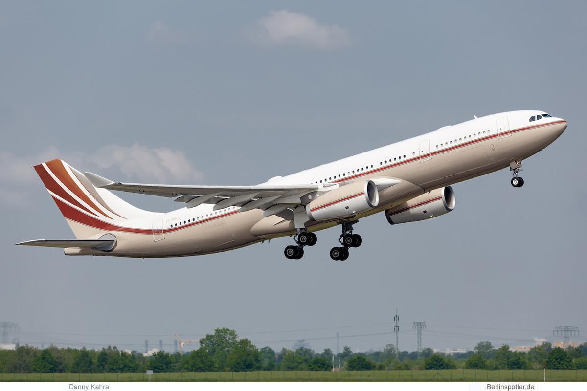 Saudi Basic Industries Airbus ACJ330-200 Prestige VP-BHD