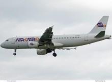 Air Cairo, Airbus A320-200 SU-BSN (SXF 13.6.2019)