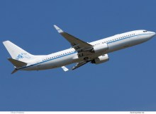 Sultan Al-Kabeer, Boeing 737-800 (BBJ2) VP-CSK (TXL 2.6.2019)