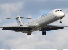 ALK Airlines, McDonnell-Douglas MD-82 LZ-ADV (TXL 21.7.2019)