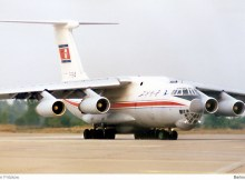 Air Koryo, Ilyushin 76MD P-914 (SXF 08/1997)
