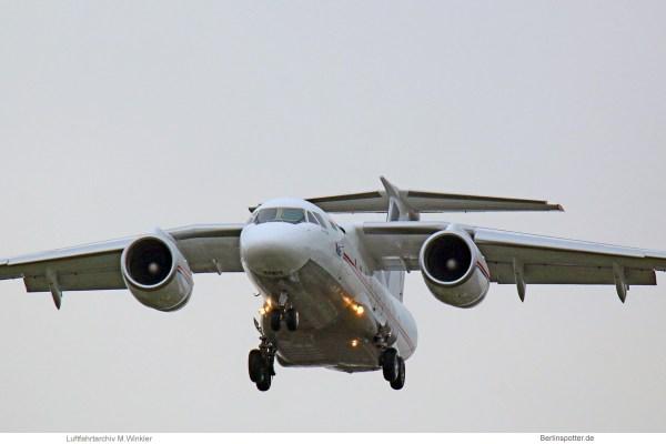 Libyen Luftfahrtdirektorat, Antonov An-74TK-300D 5A-CAA (TXL 25.9.2019)