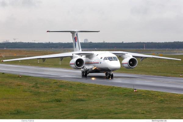 Libyen Luftfahrtdirektorat, Antonov An-74TK-300D 5A-CAA (TXL 27.9.2019)