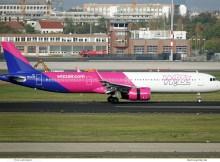Wizz Air, Airbus A321neo HA-LVG (SXF 23.10.2019)