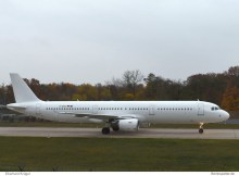 Eurowings, Airbus A321-200 D-AEUC (TXL 15.11.2019)
