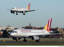Germanwings Airbus A319-100 D-AGWI (TXL 3.1.2014)