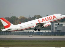 LaudaMotion, Airbus A320-200 OE-IHL (SXF 8.11.2019)