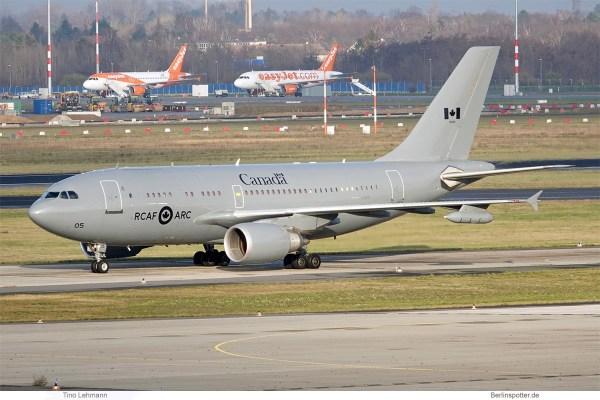 Royal Canada Air Force, Airbus CC-150 Polaris 15005 (SXF 13.12.2019)