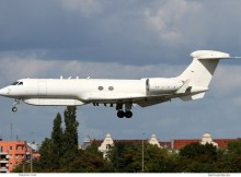 Israeli Air Force, Gulfstream V SIGINT '684' (TXL 10.9.2020)