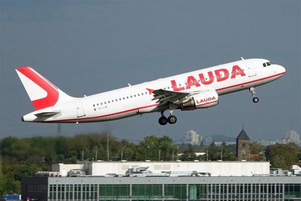 Lauda Europe, Airbus A320-200 9H-LMI (SXF 5.10.2020)