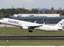 Condor, Airbus A321-200(SL) D-ATCF (SXF 10.10.2020)