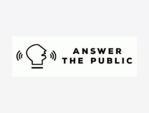 Answer the public SEO Übersetzungen