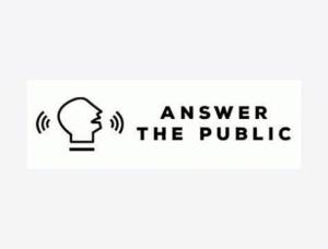 Answer the public SEO Übersetzungen