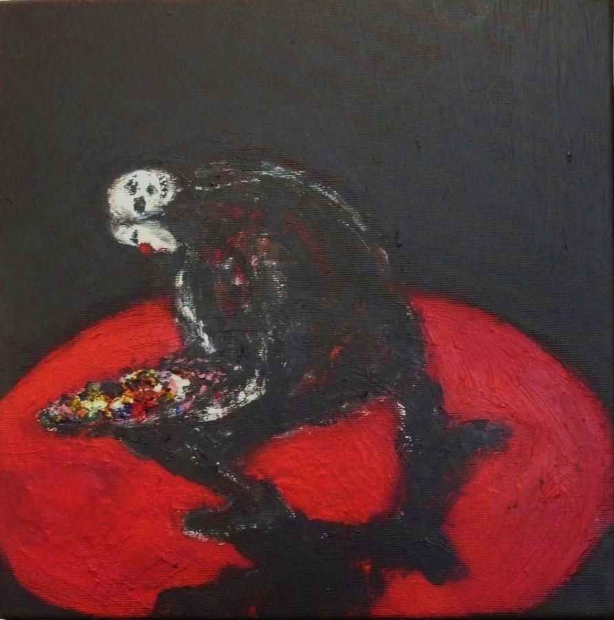 Gunleif Grube - Den sidste maler