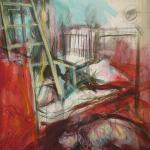 Heike Ruschmeyer - Mittags - 120 x 95 cm