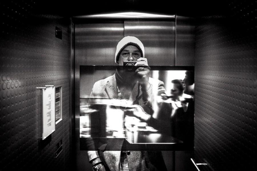 Max Kling (DE) - Self Portrait