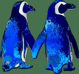 Penguin-Couple-2-by-Merlin2525