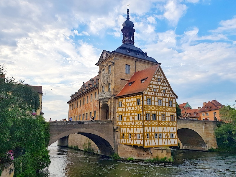 48 hours in Bamberg