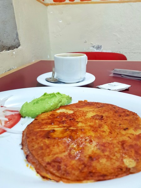 Mexico City layover solo female traveler