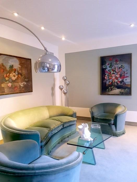 Hotel Gregoriana suite
