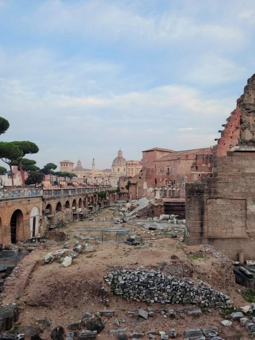 3 days in Rome roman forum