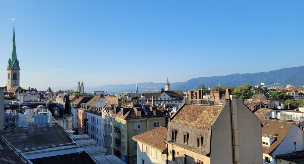 places to visit in Zürich