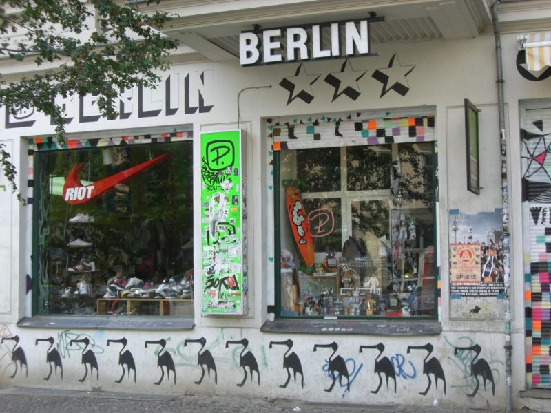 Tur til Berlin - Shopping i Berlin