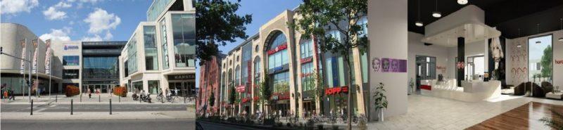 Shopping i Berlin - Steglitz