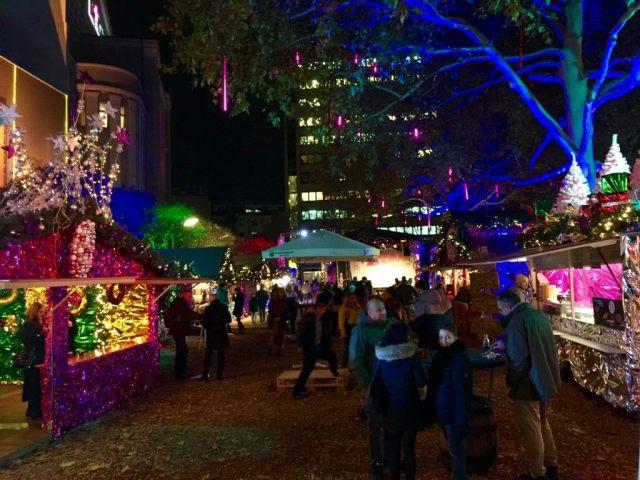Christmas Avenue Berlin